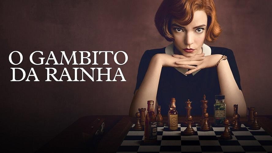5 motivos para assistir O Gambito da Rainha